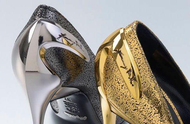 """Exclusiva colección de zapatos """"Gimmy Baldinini"""""""