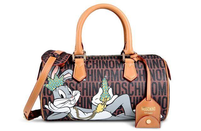 Moschino lanza colección de zapatos Looney Tunes
