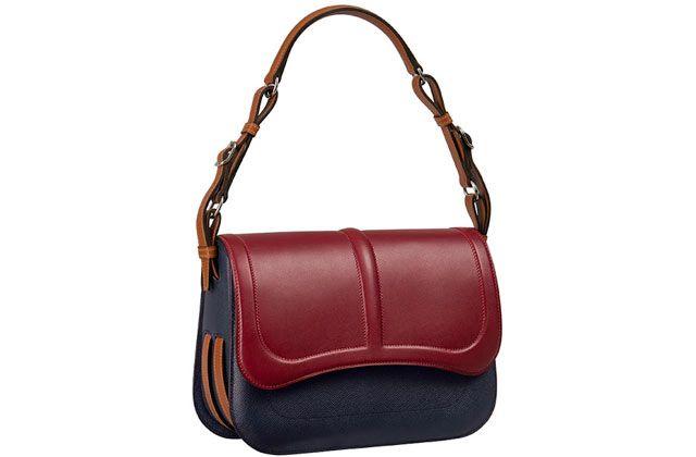 Harnais, el nuevo bolso de la reconocida marca Hermès