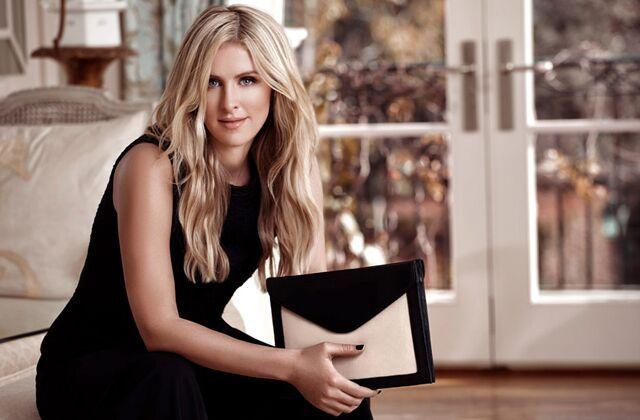 Colección de bolsos Línea Pelle x Nicky Hilton