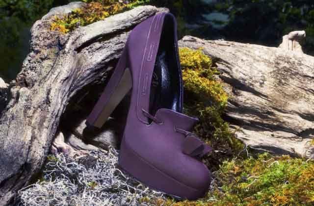 Bosque encantado inspira colección de zapatos de Abel Muñoz