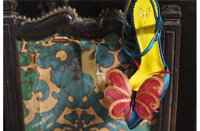 Rusia inspira colección de zapatos de la marca Mambrini