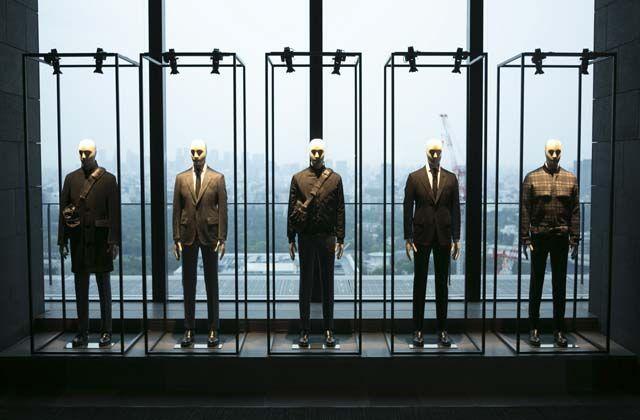 Moda y accesorios de Ermenegildo Zegna inspirados en Japón