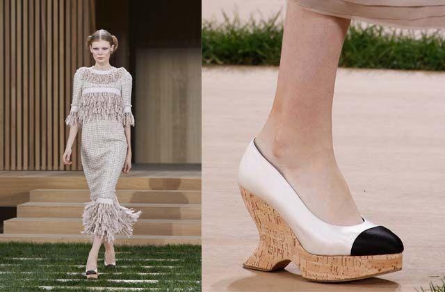 Oda a la naturaleza en colección alta costura de Chanel