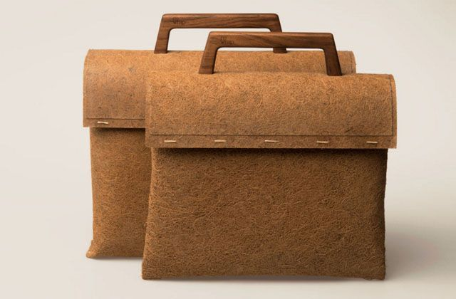 Bolso biodegradable Tree Bag, compromiso con la naturaleza