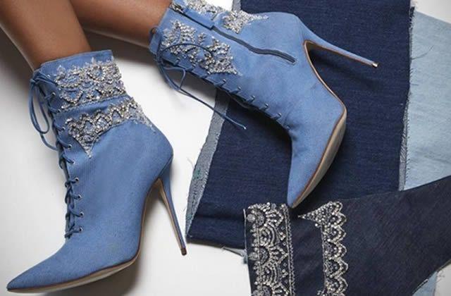 Colección capsula, zapatos de Rihanna con Manolo Blahnik