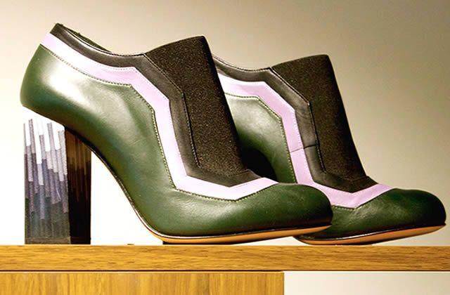 1981, la nueva colección de zapatos de Joanne Stoker