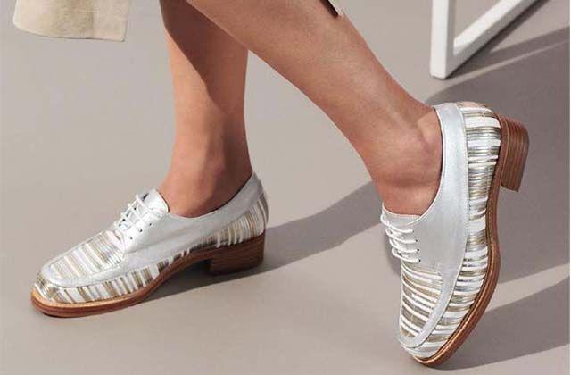 El arte del tenis en los nuevos zapatos de Stephane Kélian