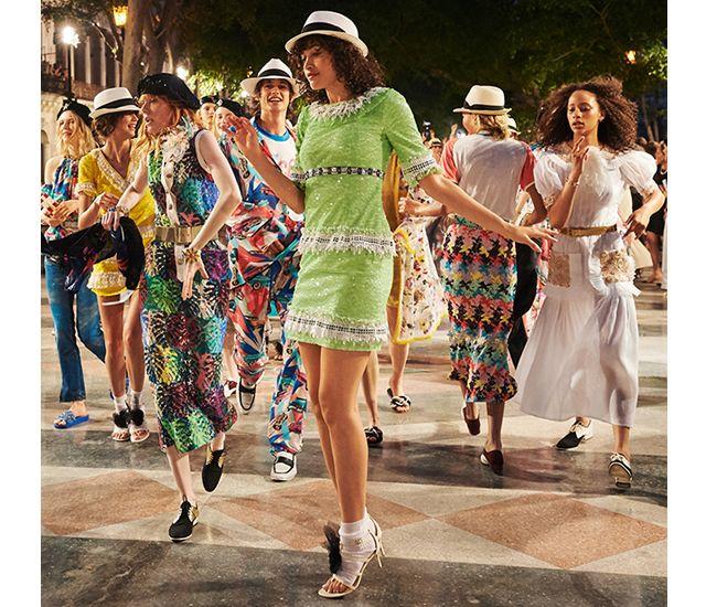 Chanel Cruise Cuba2