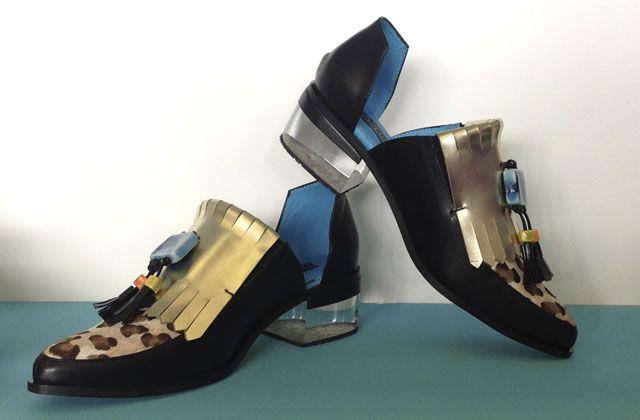 Lisboa Dandy, colección de zapatos Lucinda