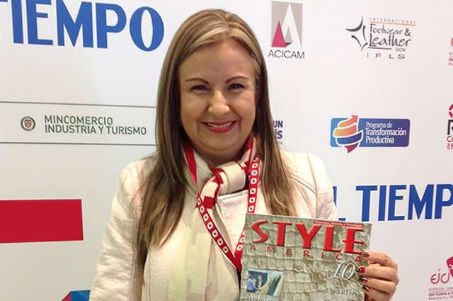 Hablamos con Liliana Arias compradora internacional en IFLS+EICI