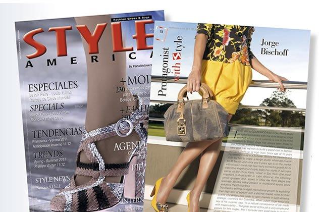 Revista Style America 10aniversario ed10
