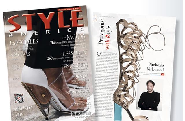Revista Style America 10aniversario ed14