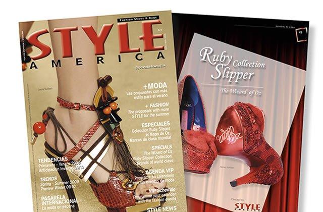 Revista Style America 10aniversario ed6