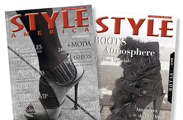 Revista Style America 10aniversario ed9