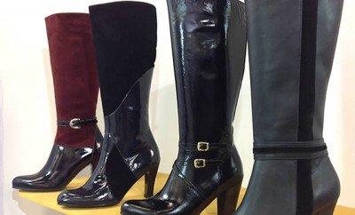 botas altas Lisardiny