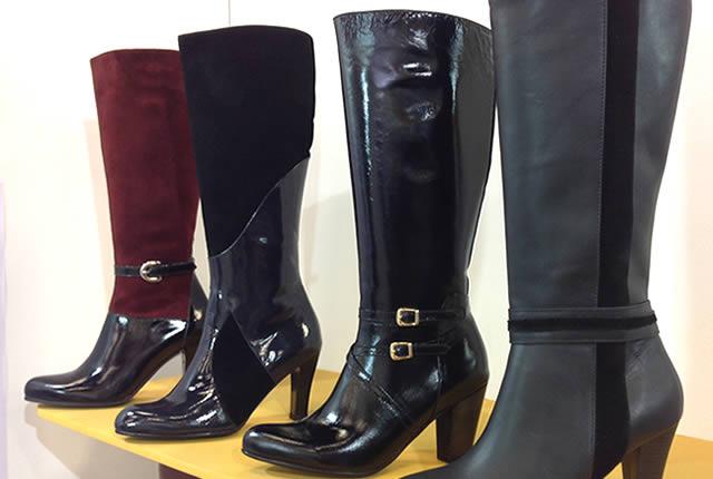 Moda y tendencias en botas femeninas de Lisardiny