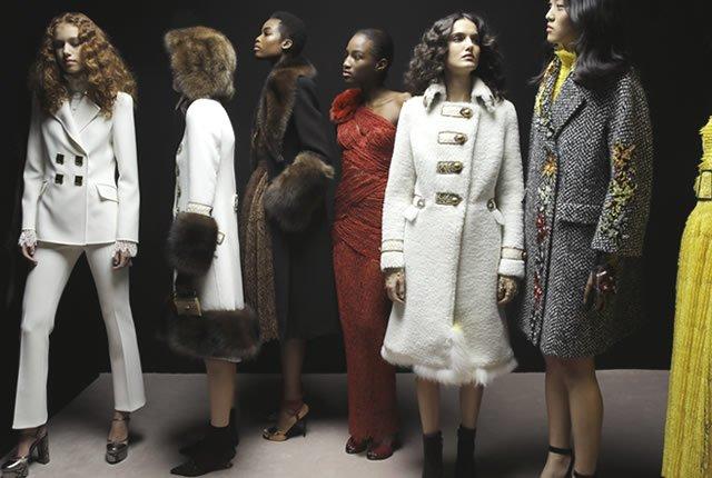 Pasarela Ermanno Scervino en Semana de la Moda de Milán