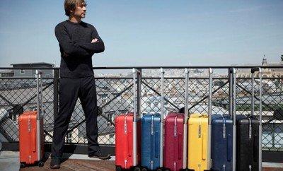 maletas Louis Vuitton X Marc Newson