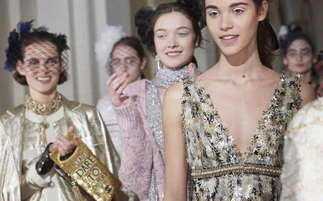 Coleccion Paris Cosmopolita Chanel
