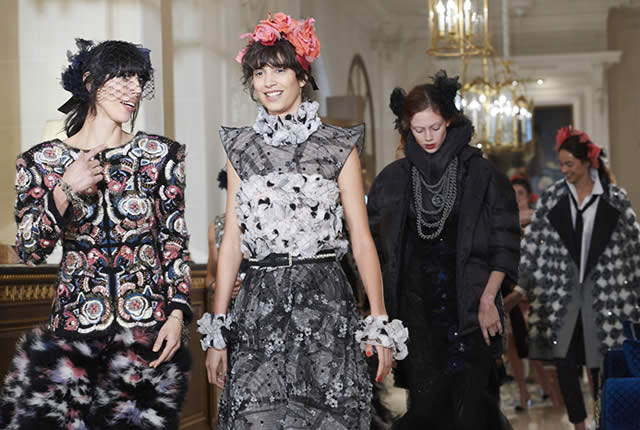 Coleccion Paris Cosmopolita Chanel moda