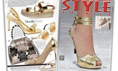 Revista de Calzado y Bolsos Style Amèrica