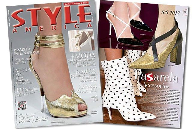 Revista Style America edicion 22 pasarela