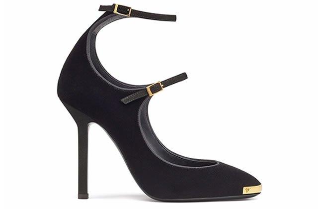 zapato Giuseppe Zanotti