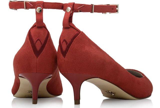 Zapatos Veganos con accesorios intercambiables