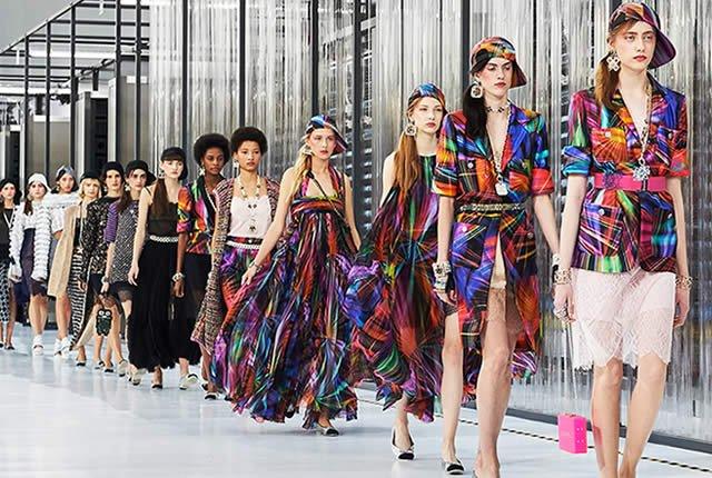 Desfile CHANEL semana de la Moda de París
