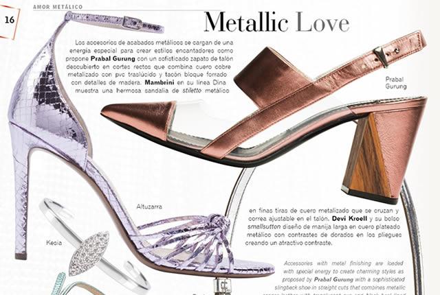 Metallic Love