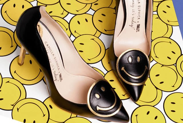 Zapatos Camilla Elphick X Smiley