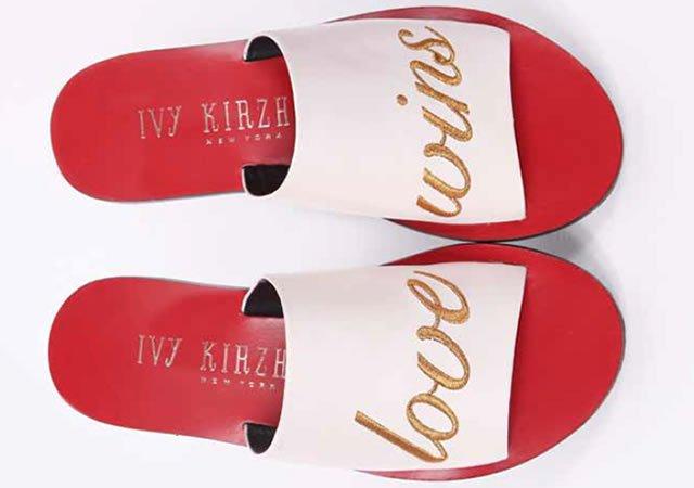 slippers ivykirzhner