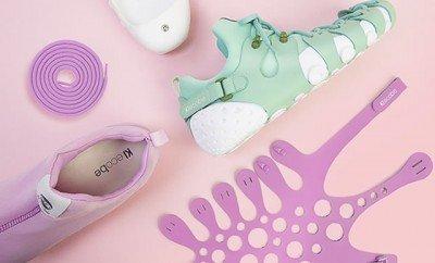 zapatos armables partes