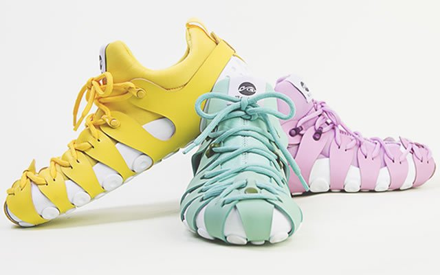 zapatos armables