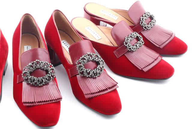 Moda aristocrática en zapatos Fratelli Rossetti