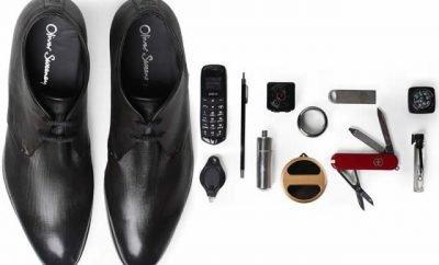 The Secret Shoe, zapato donde puedes llevar accesorios escondidos.