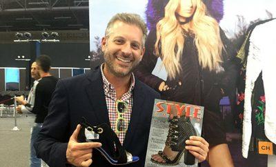 Nueva colección de zapatos de Paris Hilton - Joe Gershon entrevista Style America