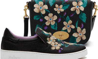 Armonía femenina en Zapatos y Bolsos Mulberry