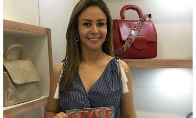 Entrevista Colección de bolsos Despertar de la marca Elixia - Gali Tobar