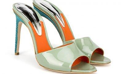 Zapatos inspirados en atmosferas de los 50's de Damiano Marini