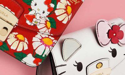 Colección cápsula de bolsos y accesorios Hello Kitty