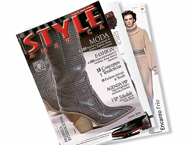 Lanzamiento edición 25 revista STYLE AMERICA Fashion, Shoes & Bags