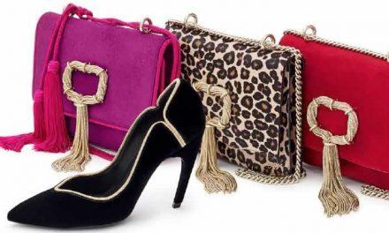 Zapatos y bolsos Roger Vivier, colección beso misterioso